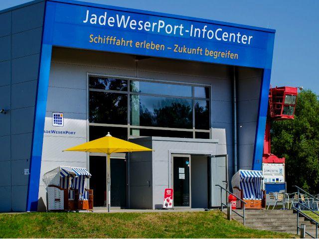 JadeWeserPort-InfoCenter