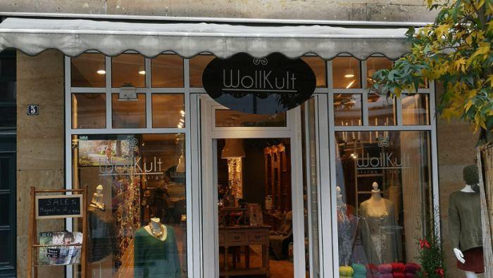 WollKult Strick-Design