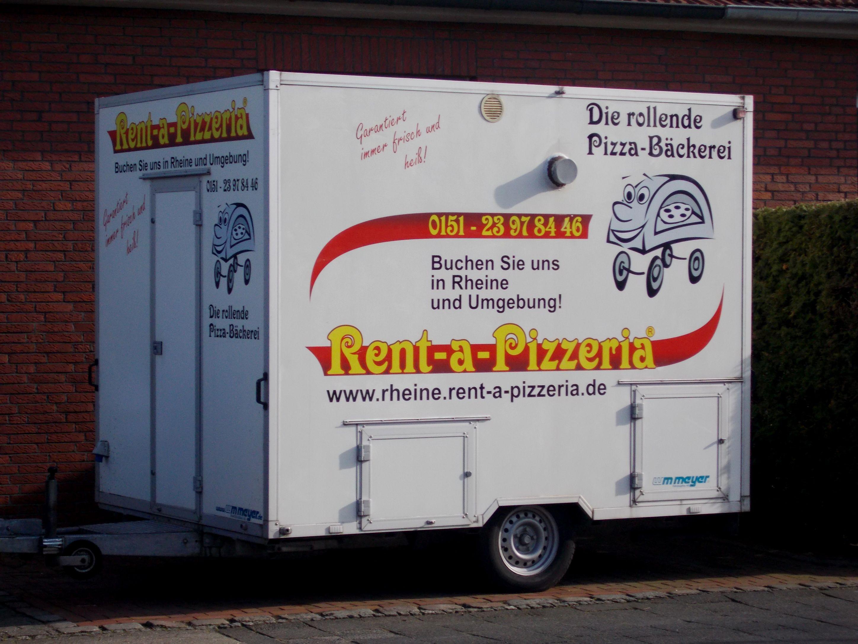 Rent-a-Pizzeria Rheine