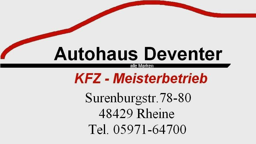 Autohaus Deventer GmbH
