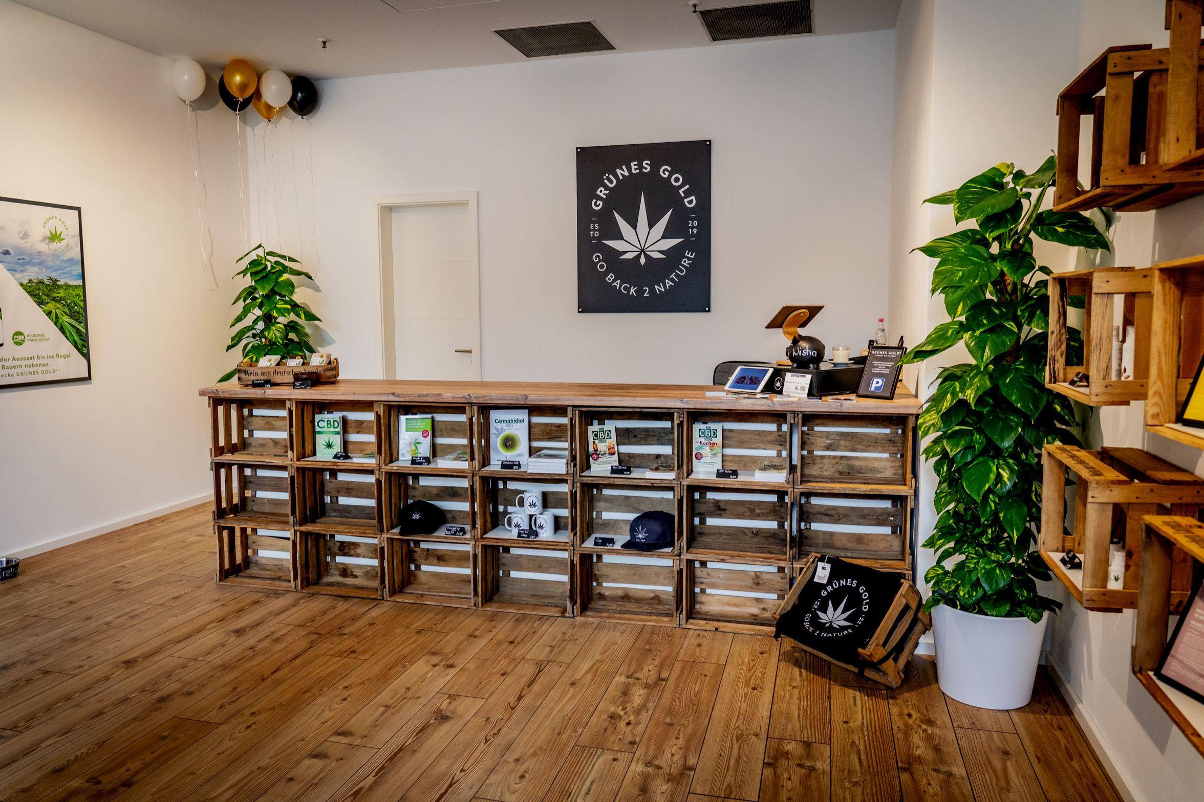 GRÜNES GOLD® - CBD Shop
