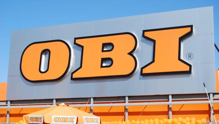 OBI Bau- und Heimwerkermarkt Egberts