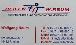 Reifen Fit W.Reum