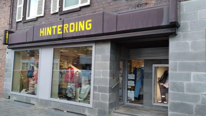 Textil & Mode Hinterding, Breite Str.