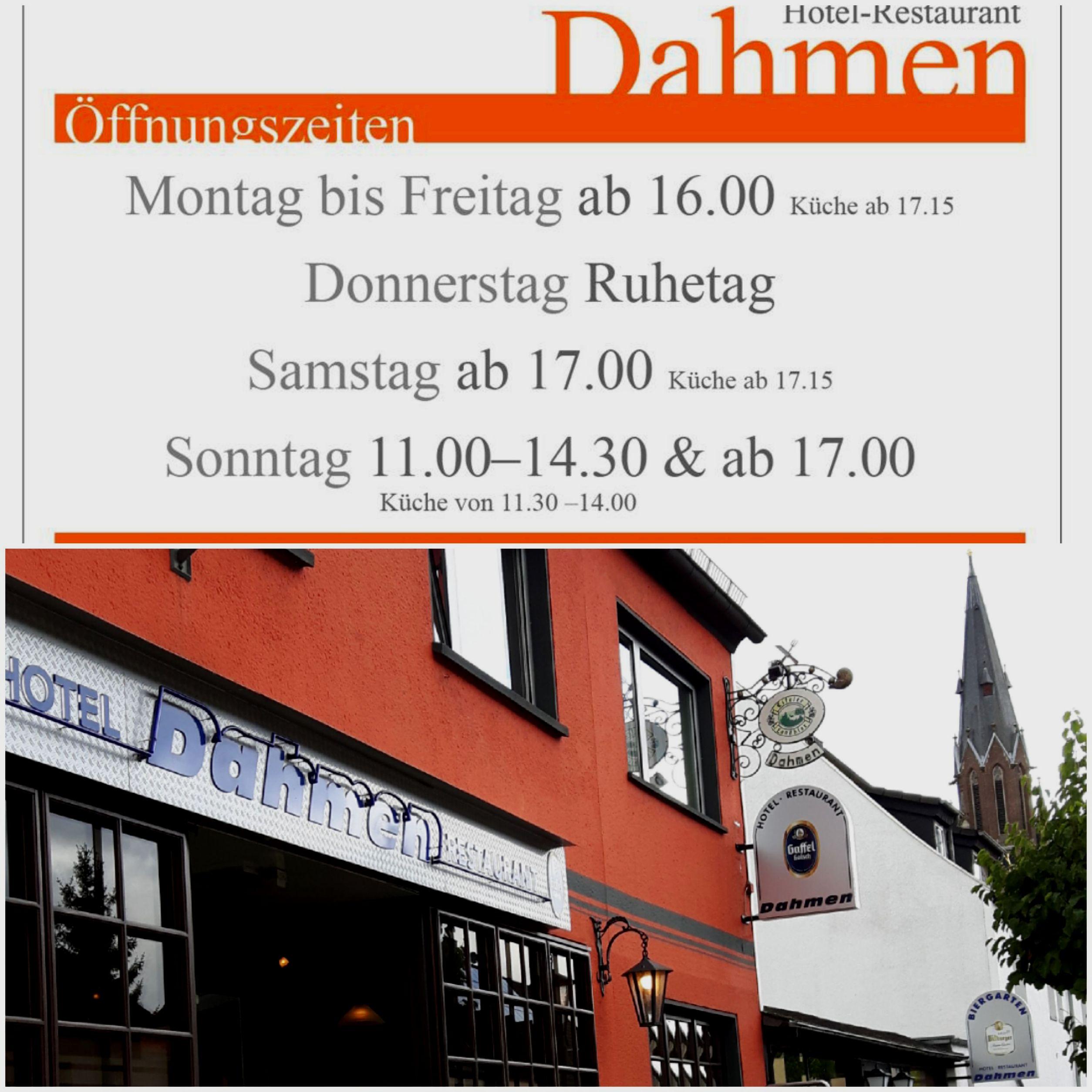 Hotel-Restaurant Dahmen