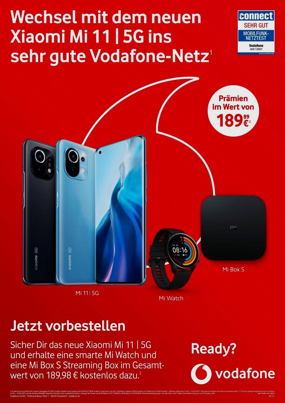 Vodafone Shop Lauf