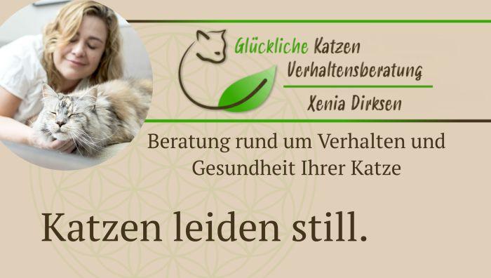Xenia Dirksen - Glückliche Katzen