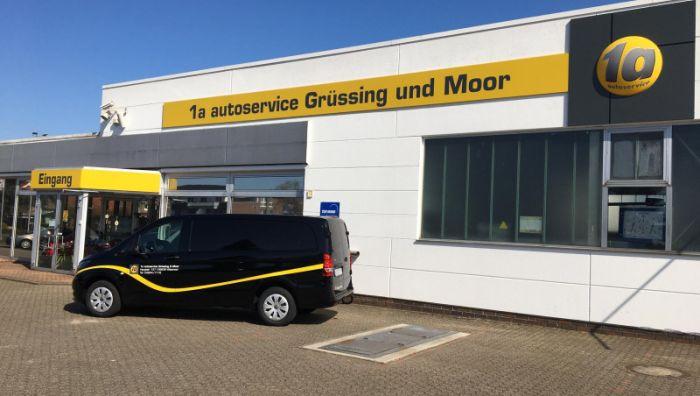 1a autoservice Grüssing & Moor