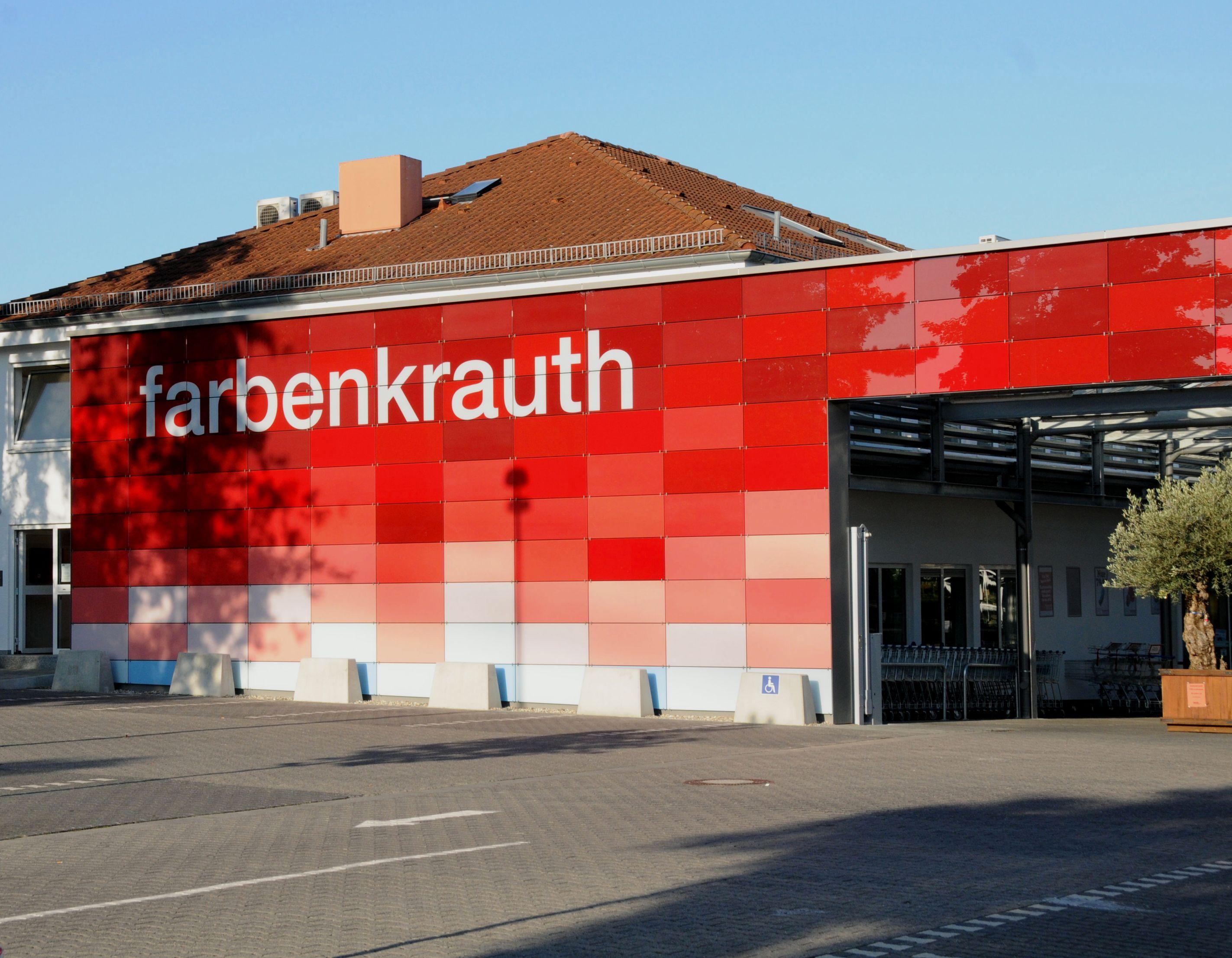 farbenkrauth Baumarkt