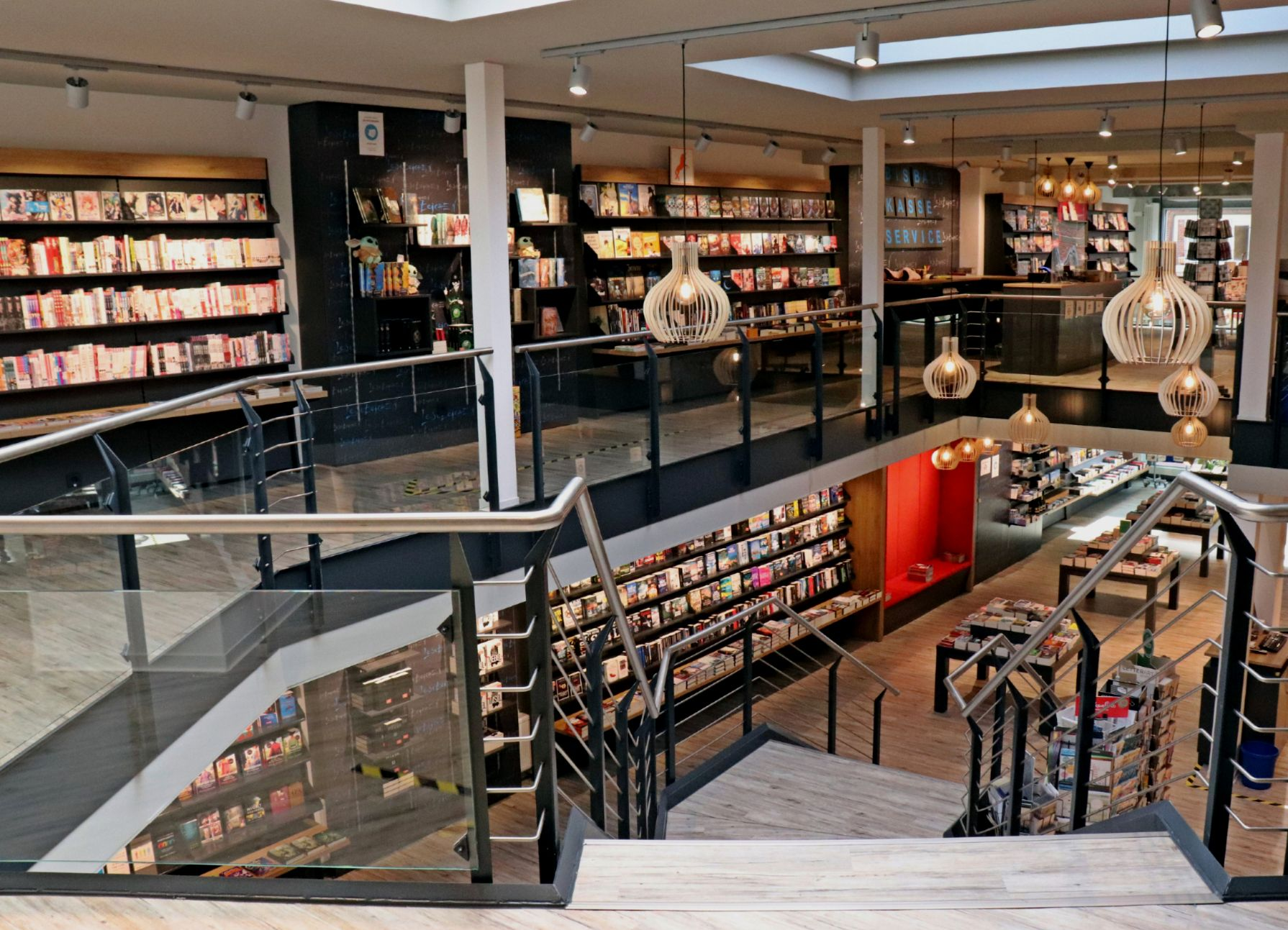 LeseZeichen-Buchhandlung