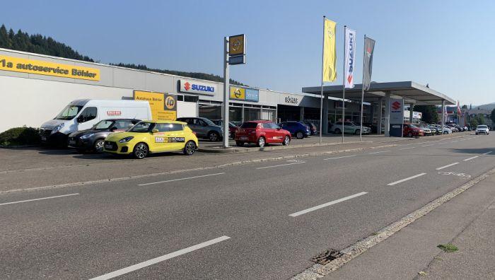 Autopark Böhler, Michael Böhler