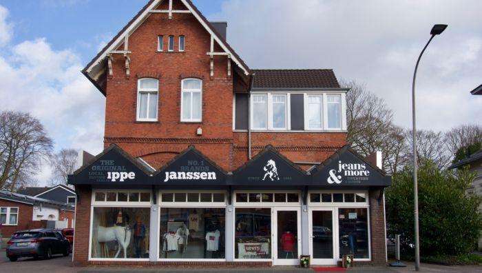 Ippe Janssen jeans & more