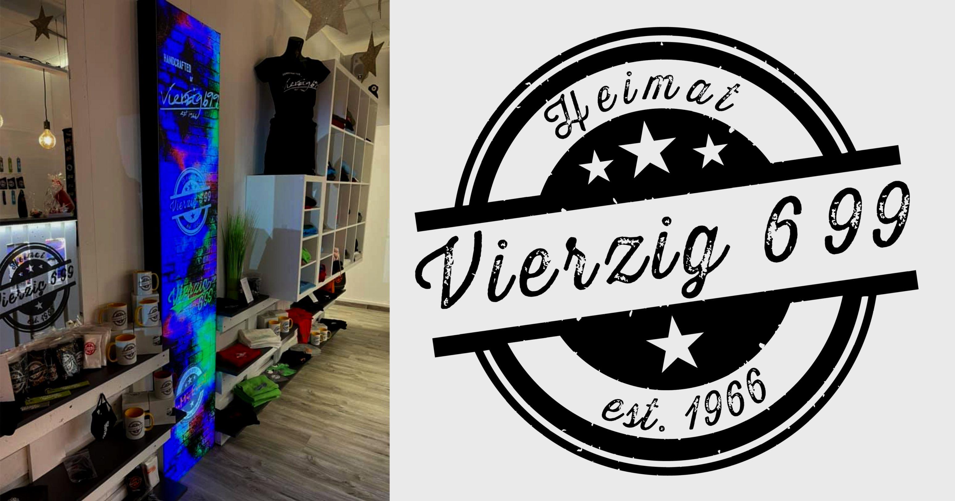 Vierzig699 Store by LuMi Event UG