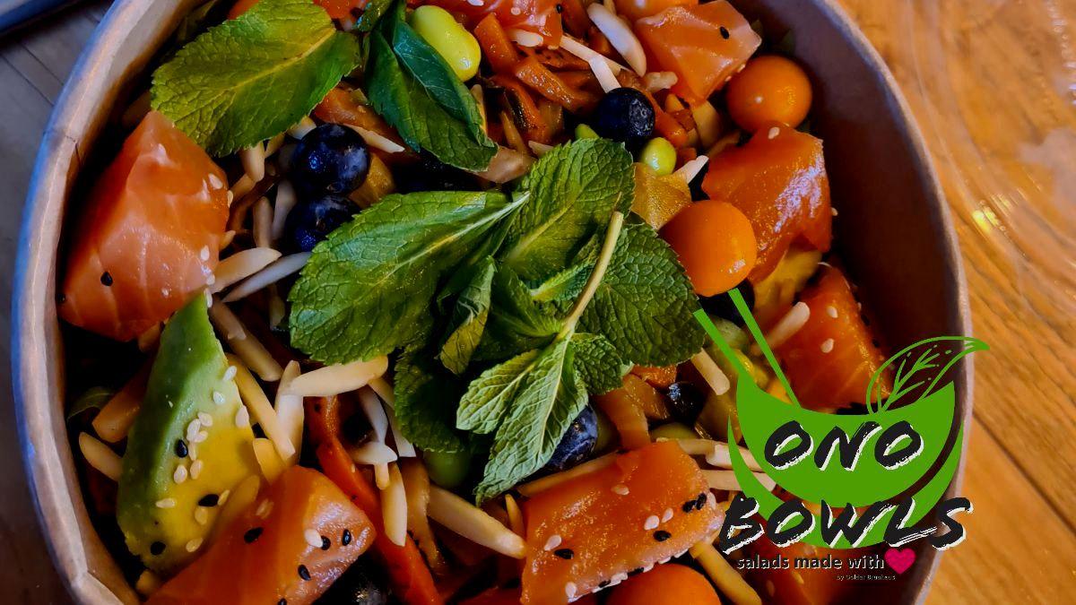 "Oelder Brauhaus - ONO Bowls - BUSHI - Korean BBQ ""To Go"""