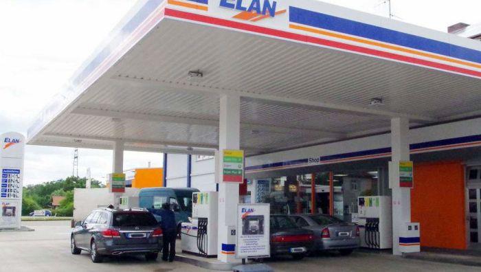 Tankstelle ELAN