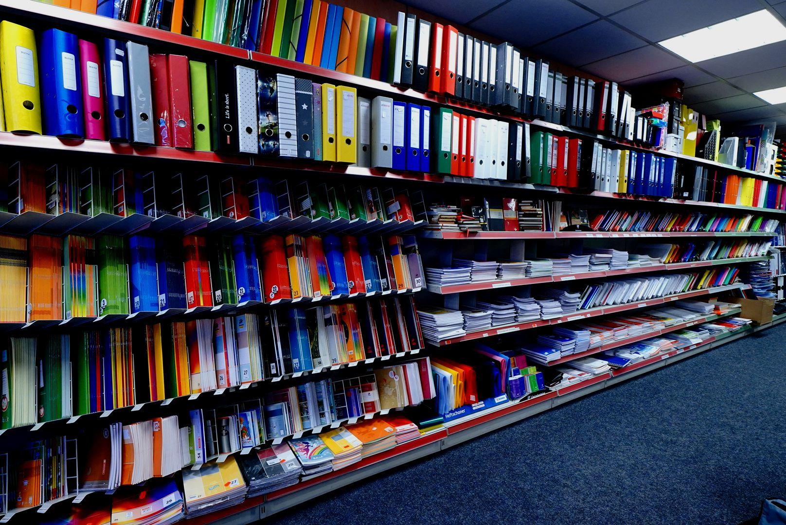Klecks Fachgeschäft für Büro, Schule, Bücher