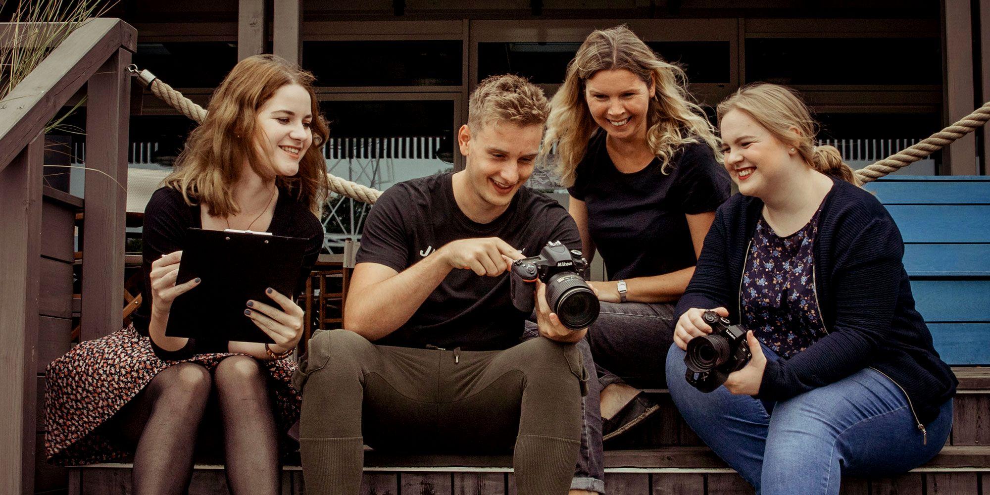 DESIGNSTUUV Business Fotostudio