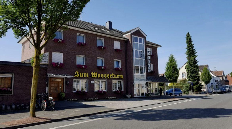 Hotel Restaurant zum Wasserturm