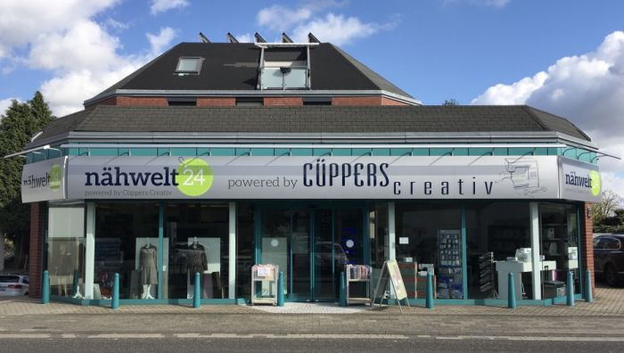 nähwelt24 powered by Cüppers Creativ