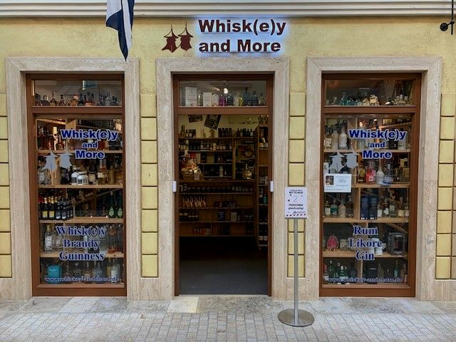 """Whiskey and More im """"Mein Outlet"""""""