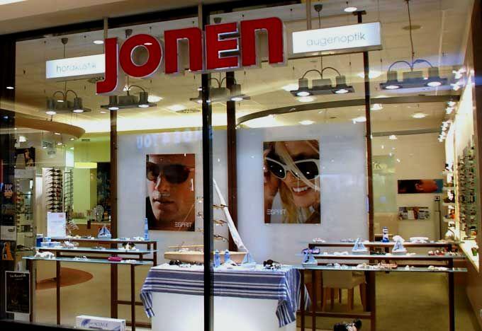 Jonen Augenoptik & Hörakustik