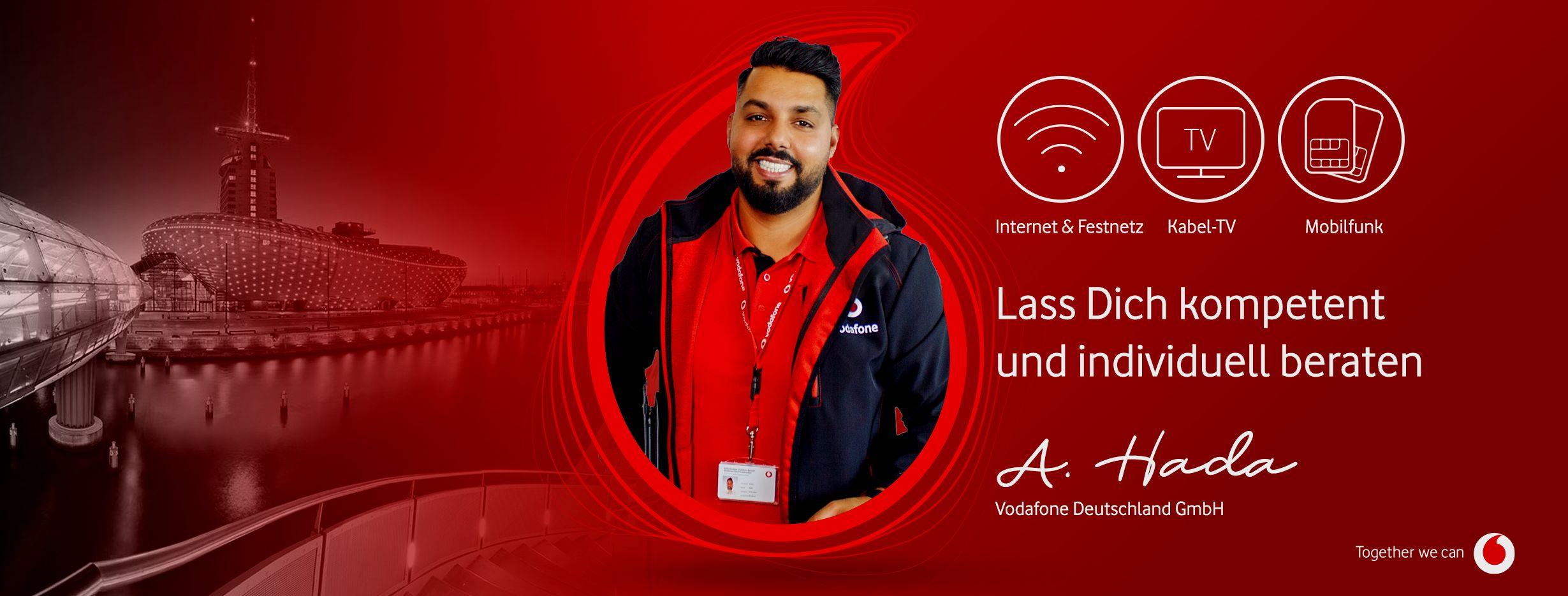Vodafone Berater