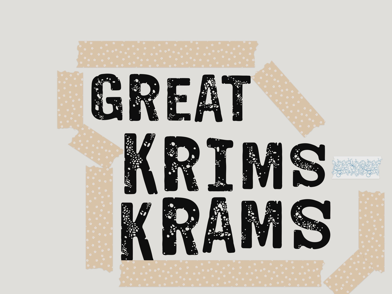 Great Krimskrams