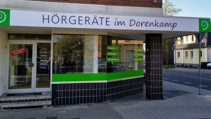 Hörzentrum Rheine im Dorenkamp