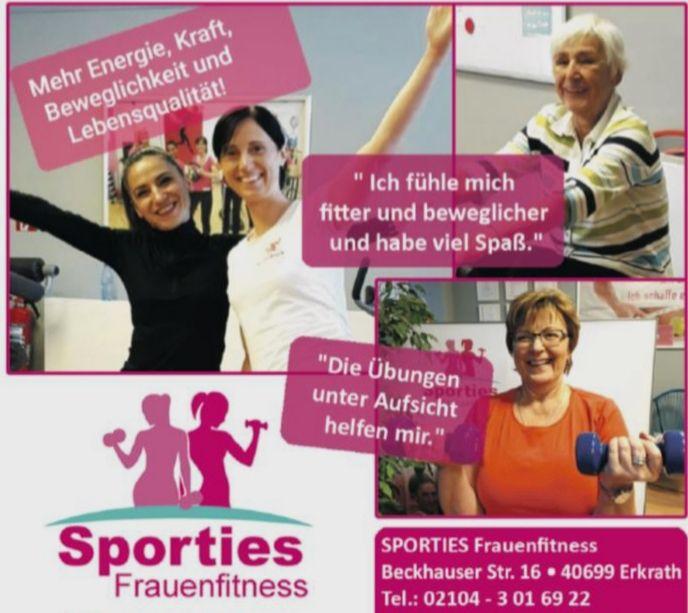 Sporties Frauenfitness