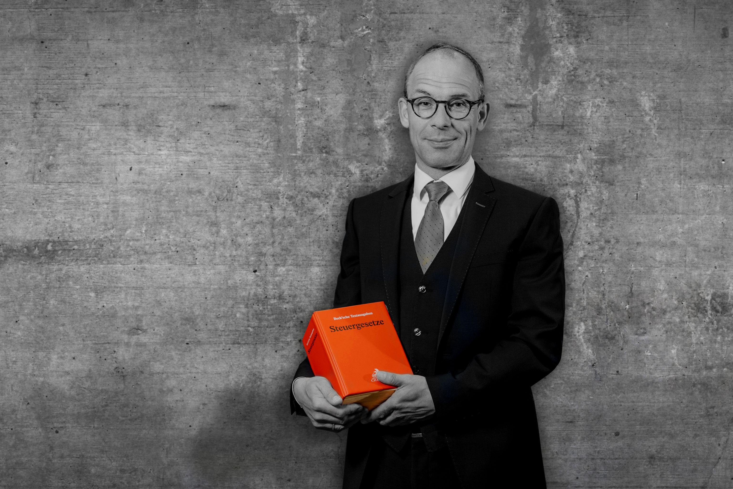 Rechtsanwalt Sebastian von Schnurbein