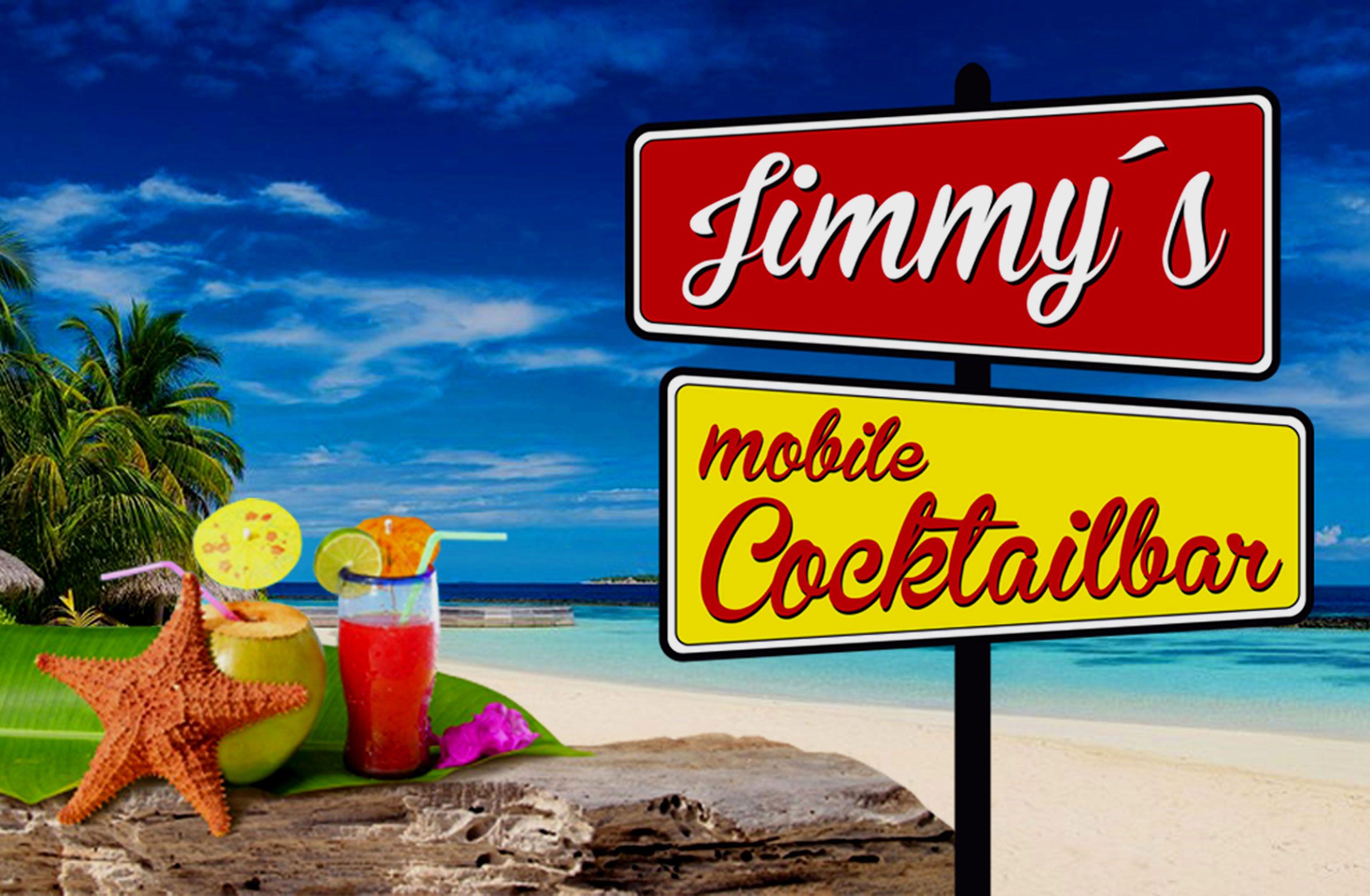 Jimmy´s mobile Cocktailbar