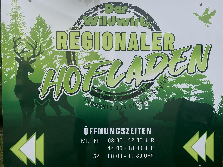 Regionaler Hofladen