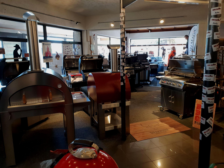 BBQ Saloon -Grillfachgeschäft-