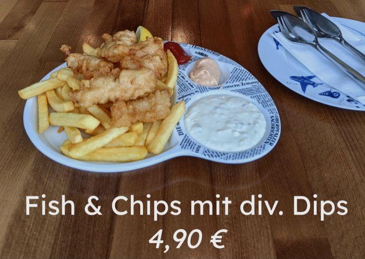 Restaurant zum Fischbäcker