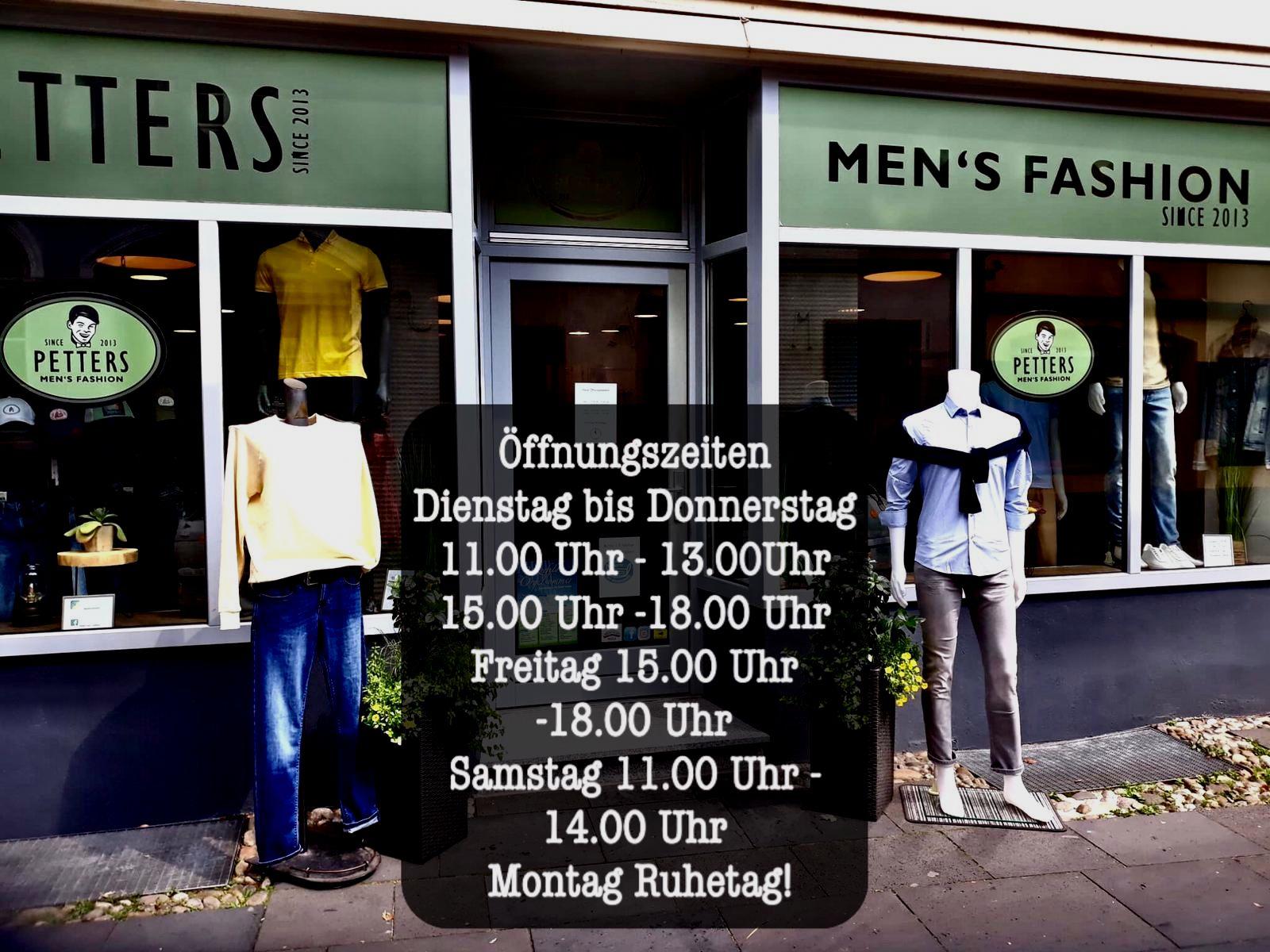 Petters Men`s Fashion