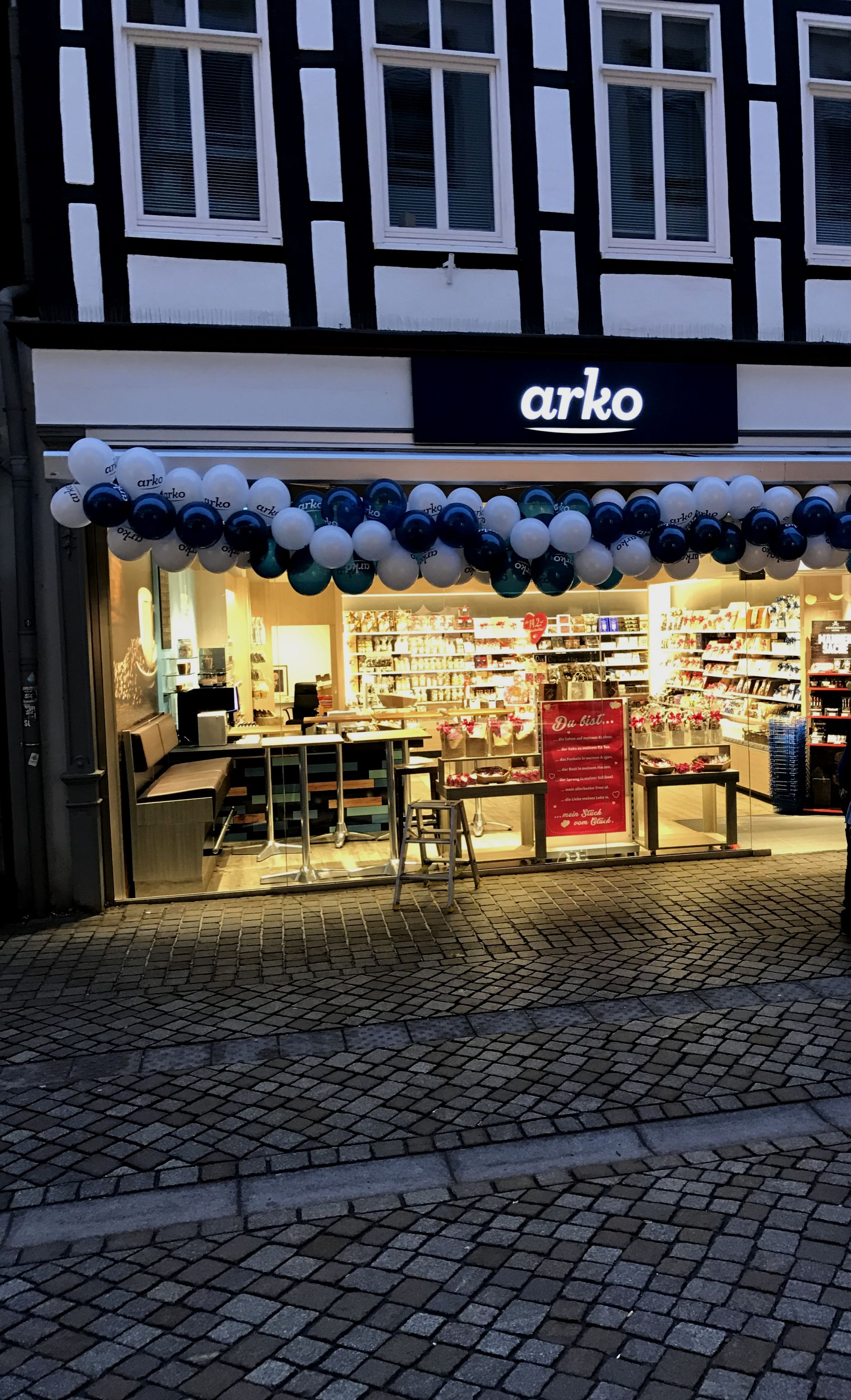 Arko-Franchise Bettina Dreyer