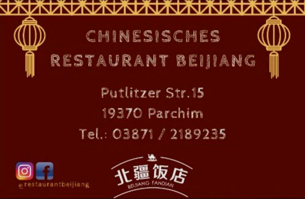 Chinesisches Restaurant Beijiang GmbH