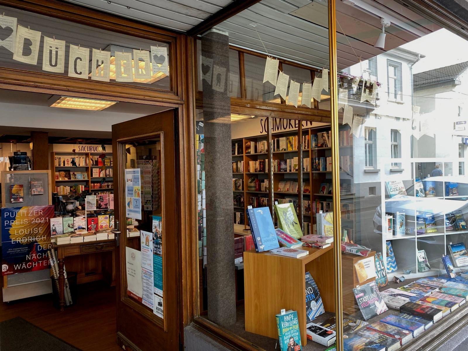 Buchhandlung Rheinschmökern