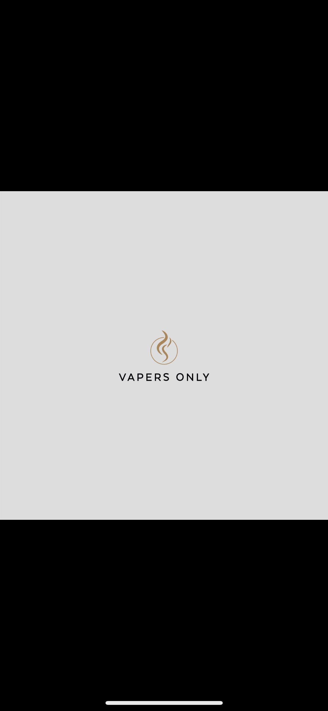 Vapers Only