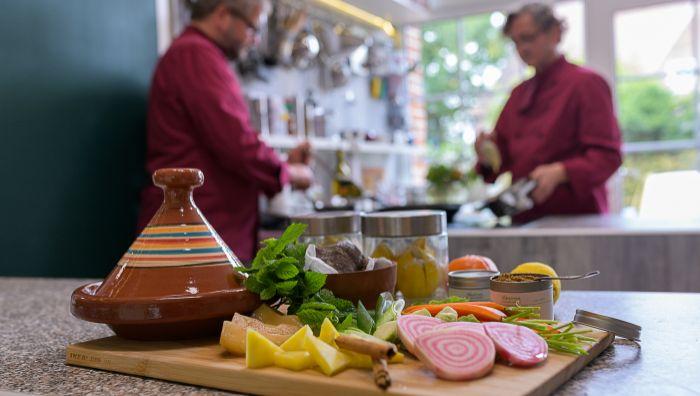 Würzpfade Kochwerkstatt