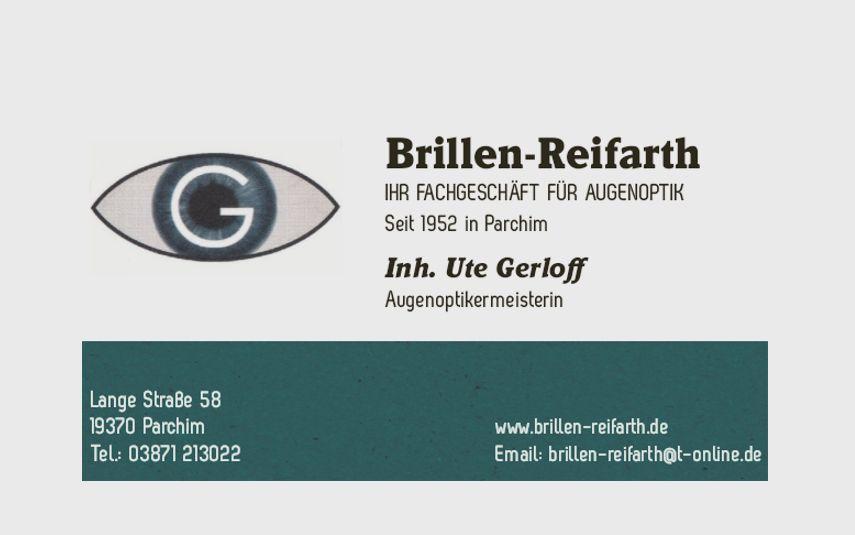 Brillen-Reifarth