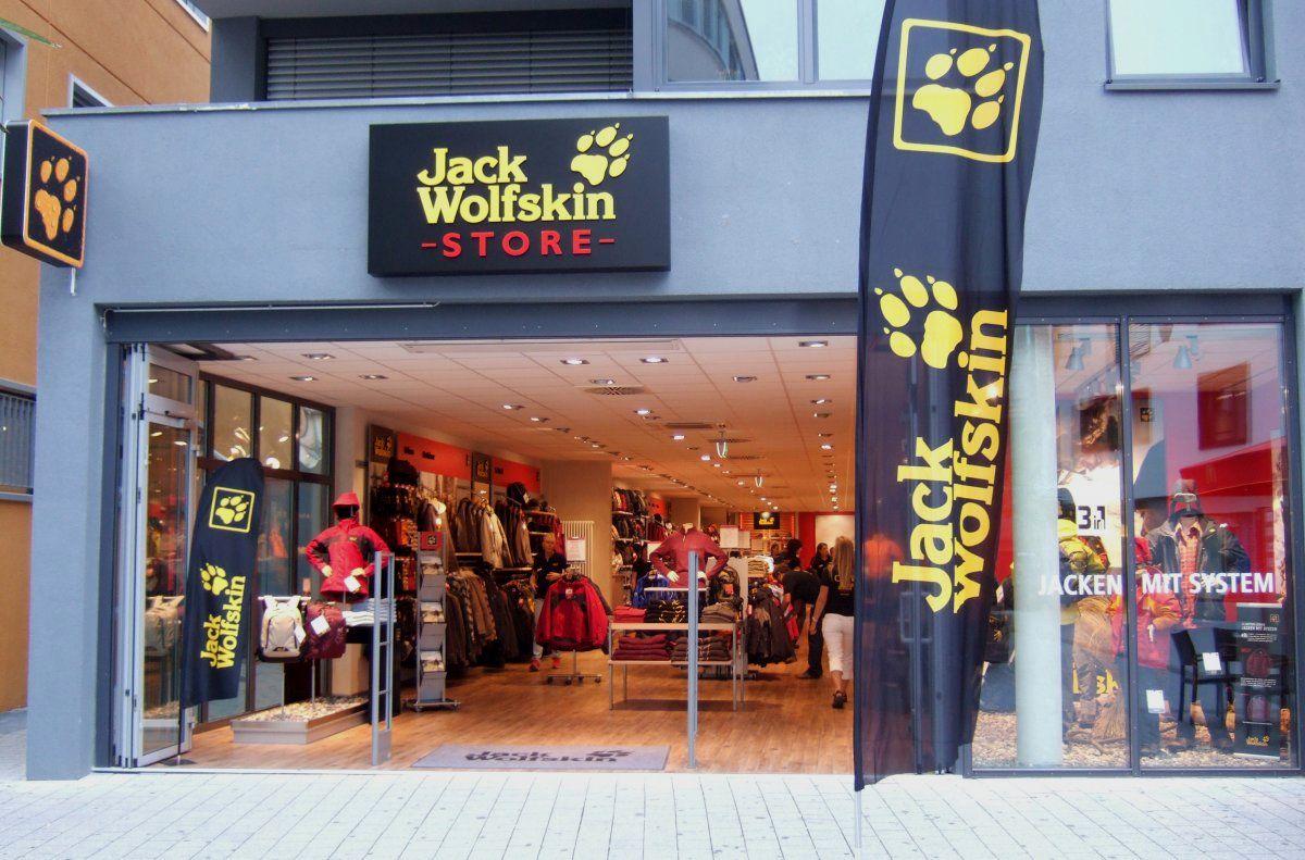 Jack Wolfskin Store Lörrach