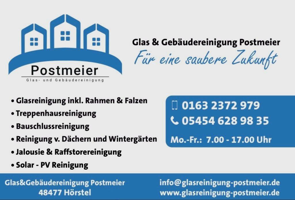 Glas- und Gebäudereinigung Postmeier