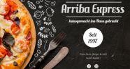 Arriba Express Pizzaservice
