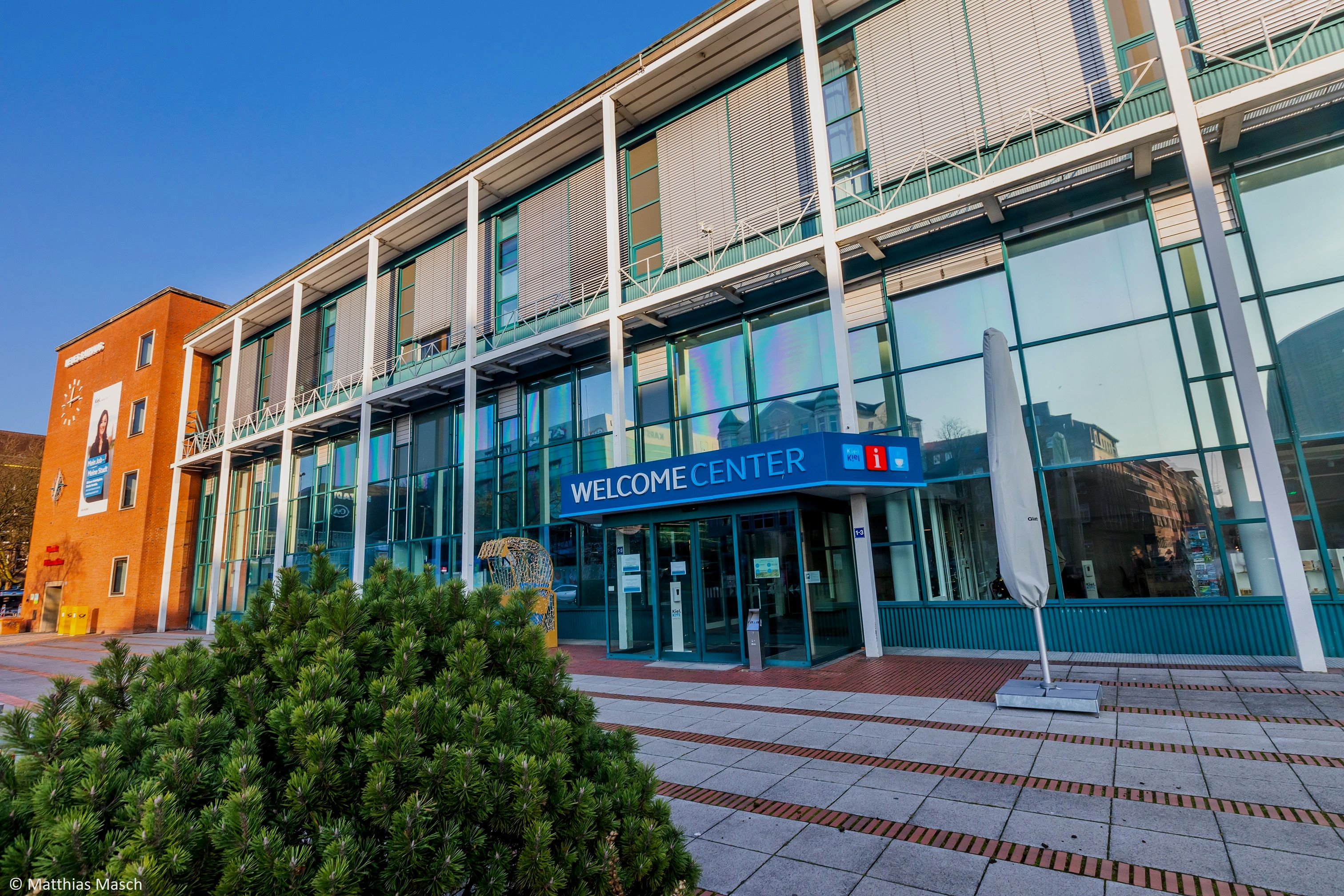 Welcome Center Kieler Förde