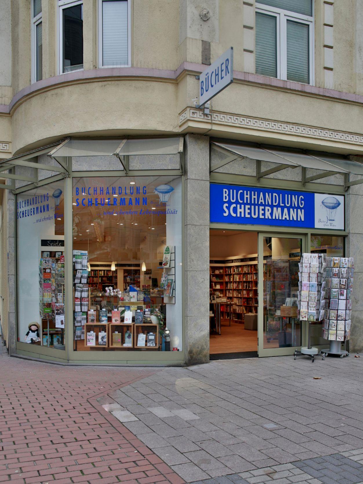 Buchhandlung Scheuermann