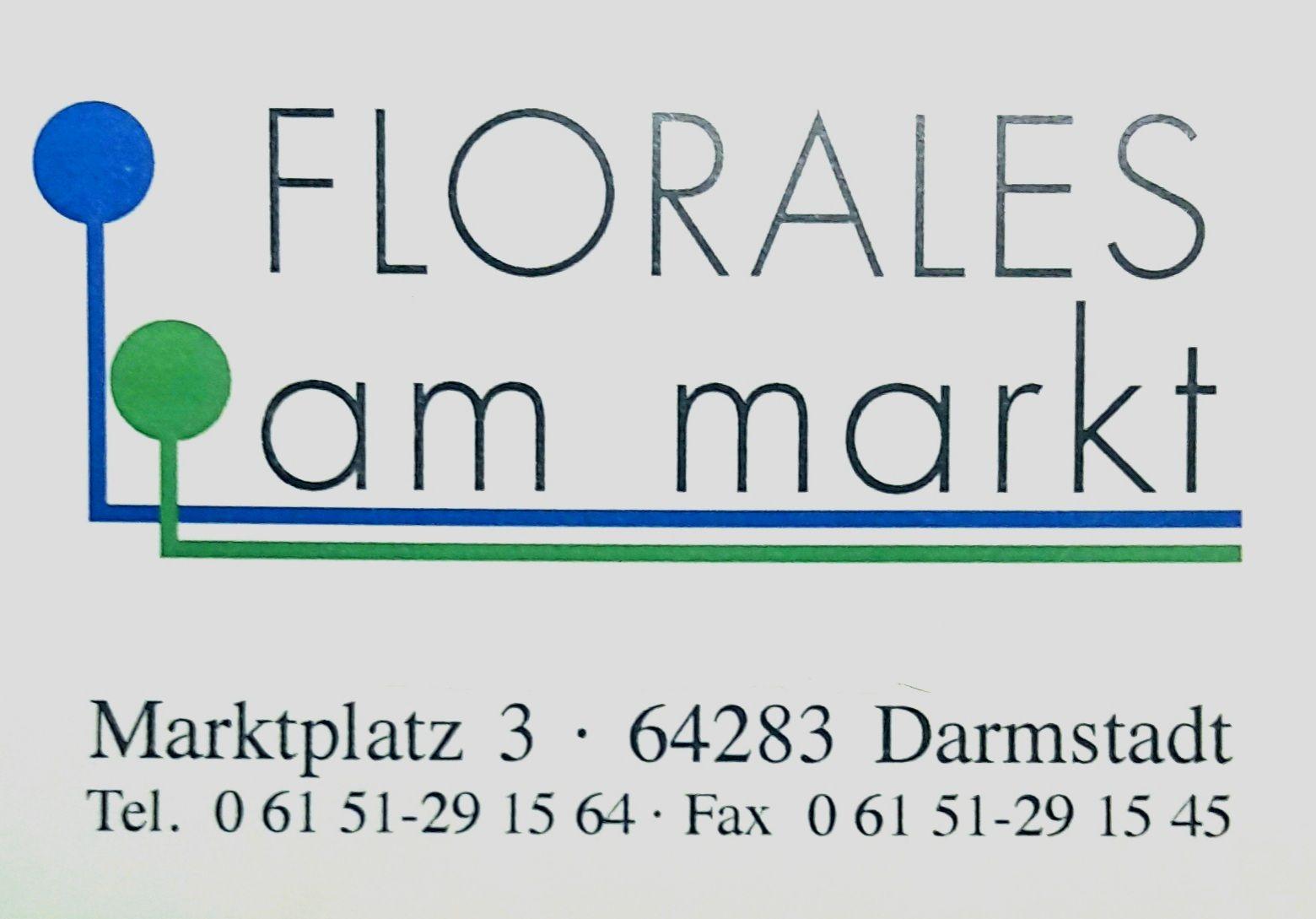 FLORALES am markt