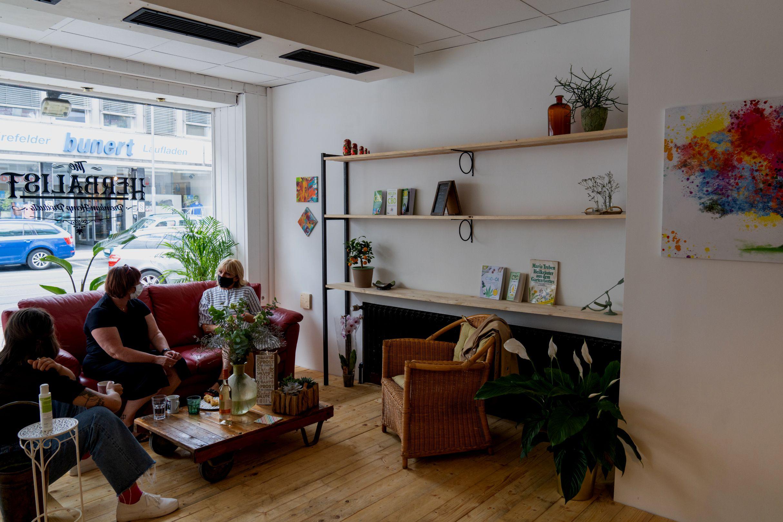 The Herbalist Krefeld CBD