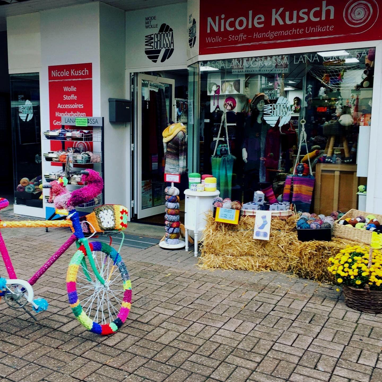 Wolle-Stoffe-Unikate Nicole Kusch