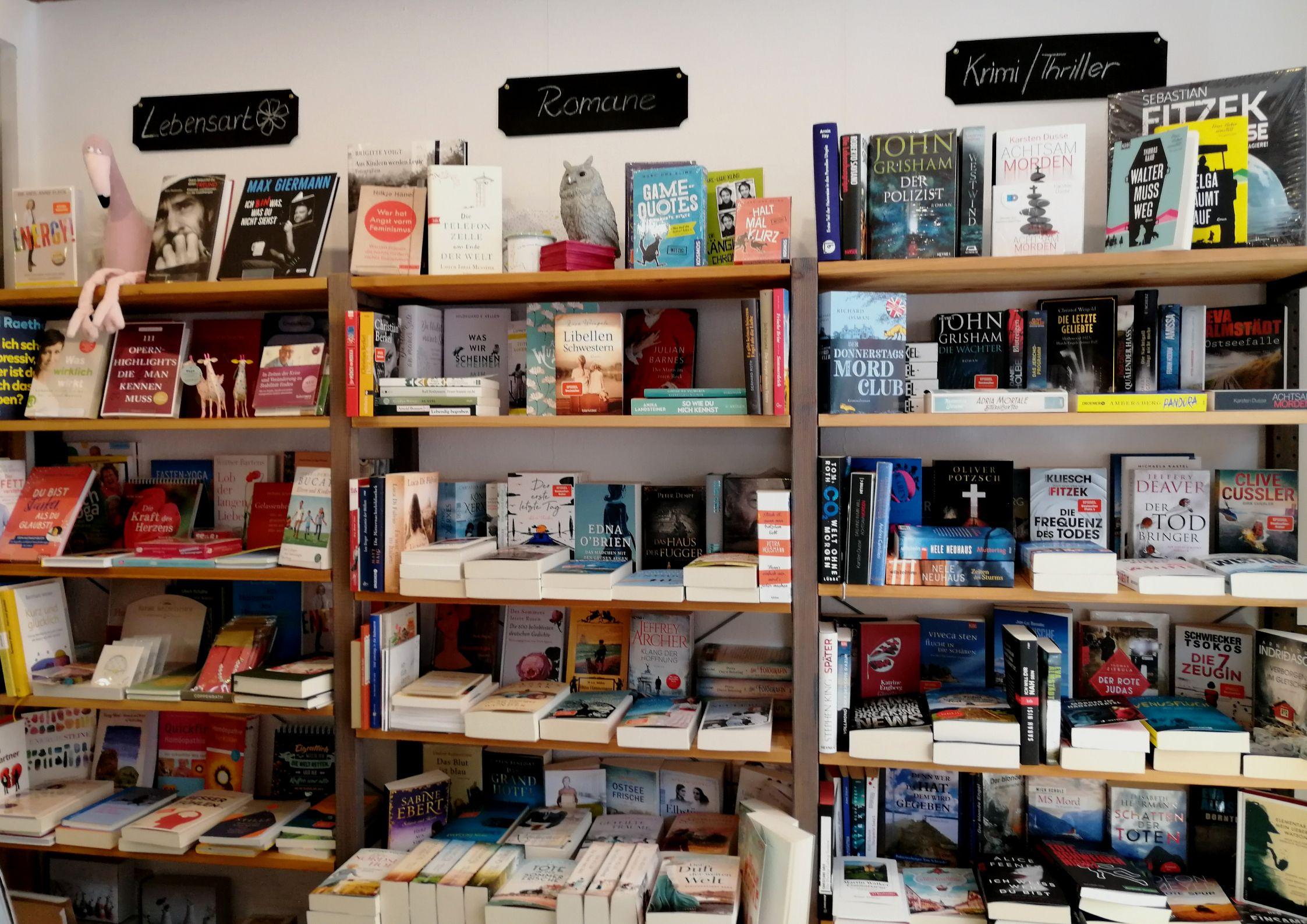 Der Buchladen reingelesen